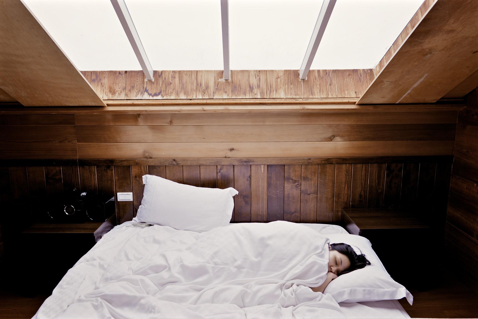 rls în timp ce dormi