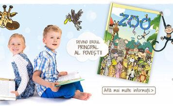 Cărțile personalizate motivează copiii să citească mai mult