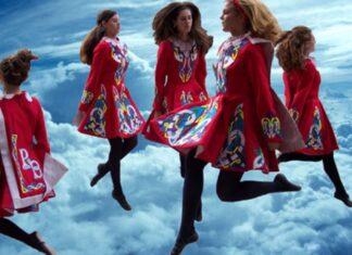 pasii dansului irlandez