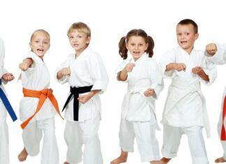 arte martiale copii