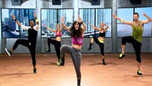 exercitii in dans