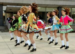 spectacolul dansului irlandez