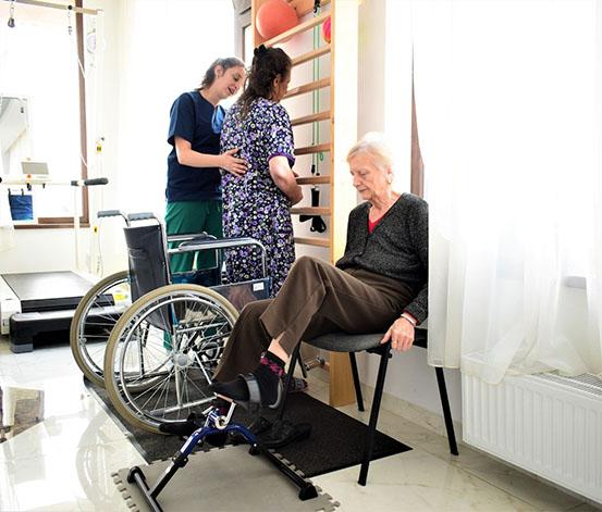 Recuperare dupa AVC - ajutând creierul să se vindece