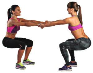 exercitii de parteneri