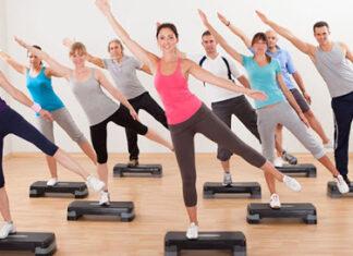 clasa de aerobic