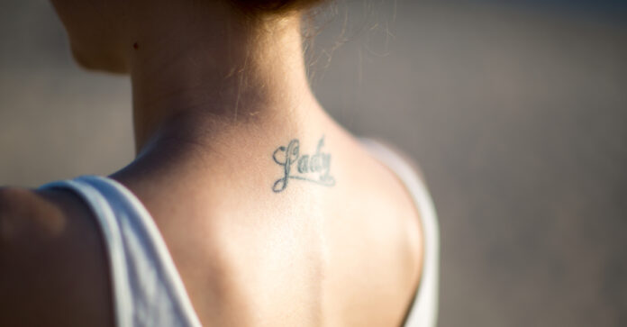 primul tatuaj